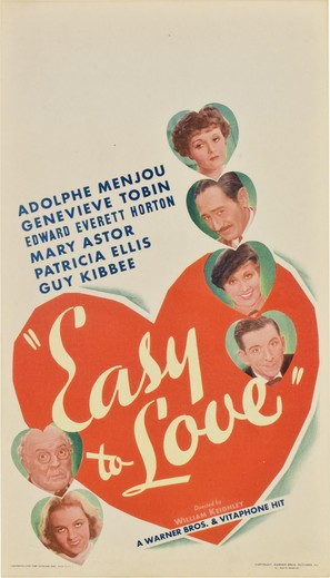 Easy to Love - Movie Poster (thumbnail)