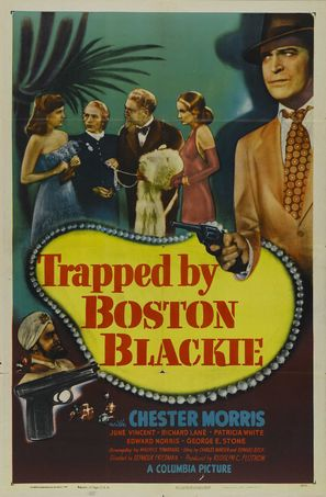 Trapped by Boston Blackie - Movie Poster (thumbnail)