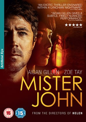 Mister John - British DVD cover (thumbnail)