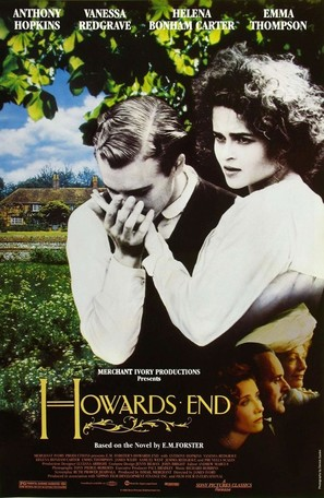 Howards End - Movie Poster (thumbnail)