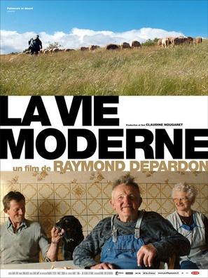 La vie moderne - French poster (thumbnail)