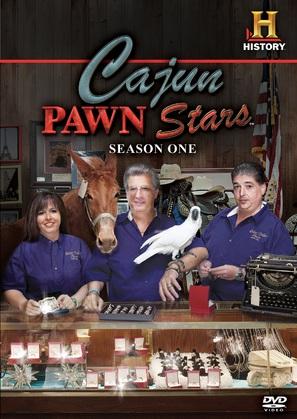 """Cajun Pawn Stars"" - DVD movie cover (thumbnail)"