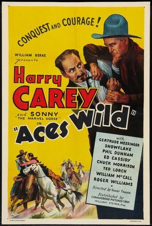 Aces Wild - Movie Poster (thumbnail)