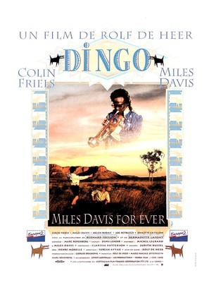 Dingo - French Movie Poster (thumbnail)