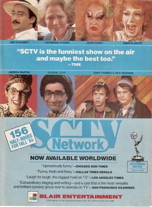 """SCTV Network 90"" - Movie Poster (thumbnail)"