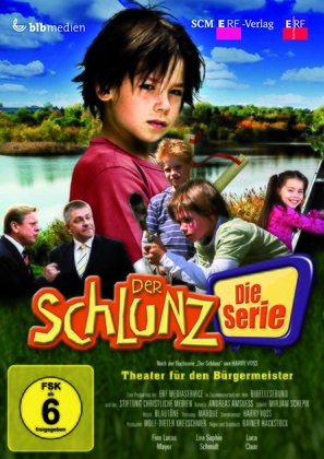 """Der Schlunz - Die Serie"" - German DVD cover (thumbnail)"