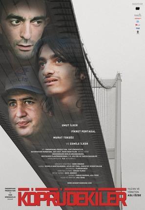 Köprüdekiler - Turkish Movie Poster (thumbnail)