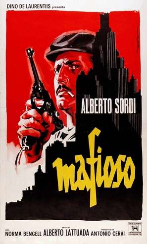 Mafioso - Italian Movie Poster (thumbnail)