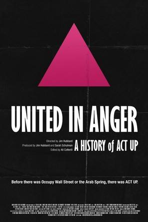 United in Anger: A History of ACT UP - Movie Poster (thumbnail)