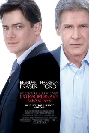 Extraordinary Measures - Movie Poster (thumbnail)