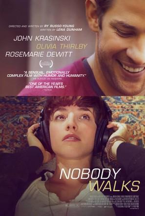 Nobody Walks - Movie Poster (thumbnail)