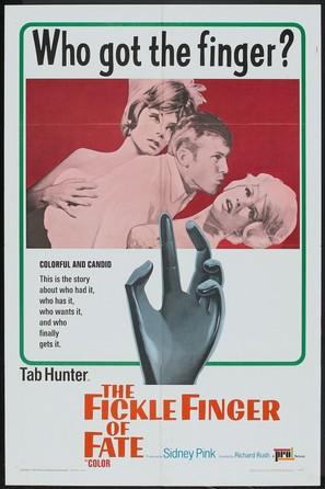 El dedo del destino - Movie Poster (thumbnail)