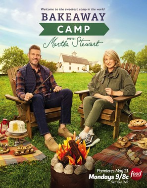 """Bakeaway Camp with Martha Stewart"""
