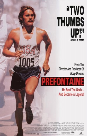 Prefontaine - Movie Poster (thumbnail)