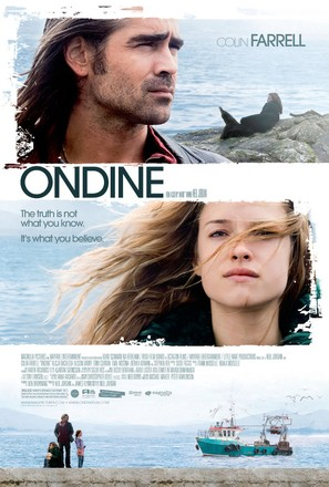 Ondine - Movie Poster (thumbnail)