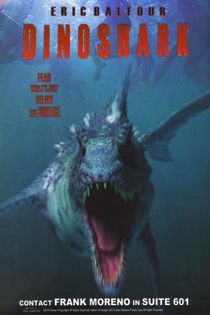 Dinoshark - Movie Poster (thumbnail)