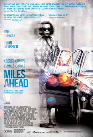 Miles Ahead - Movie Poster (thumbnail)
