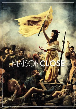 """Maison close"" - French Movie Poster (thumbnail)"