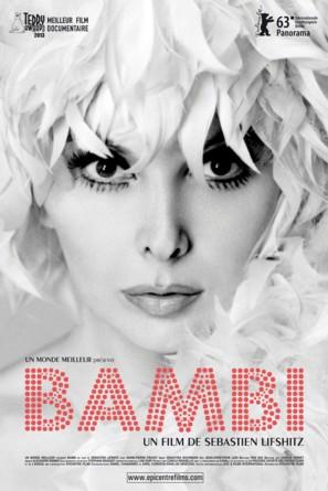 Bambi - French Movie Poster (thumbnail)