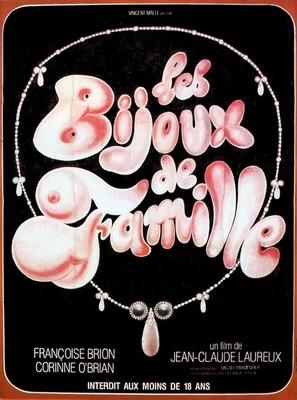Les bijoux de famille - French Movie Poster (thumbnail)