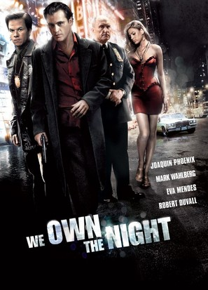 We Own the Night - poster (thumbnail)