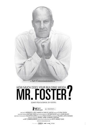 How Much Does Your Building Weigh, Mr Foster? - Spanish Movie Poster (thumbnail)