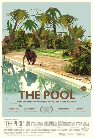The Pool - Movie Poster (thumbnail)
