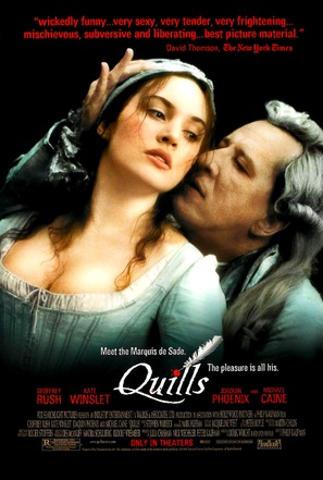 Quills - Movie Poster (thumbnail)