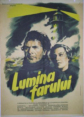 Leuchtfeuer - Romanian Movie Poster (thumbnail)