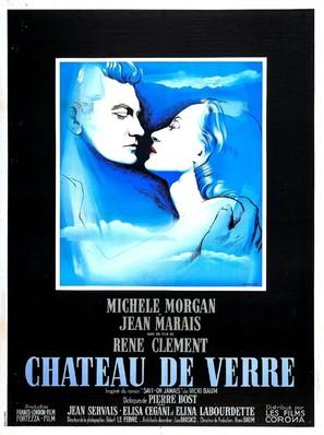 Château de verre, Le - French Movie Poster (thumbnail)