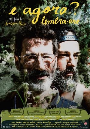 E Agora? Lembra-me - Portuguese Movie Poster (thumbnail)