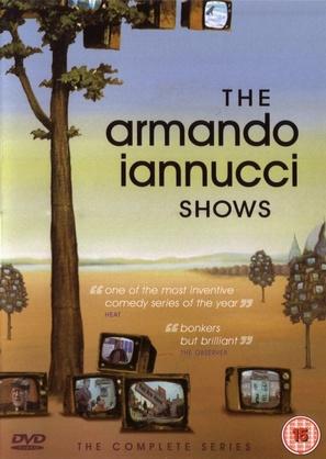 """The Armando Iannucci Shows"" - British Movie Cover (thumbnail)"