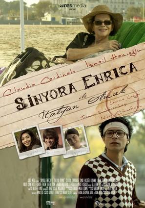 Sinynora Enrica - Turkish Movie Poster (thumbnail)