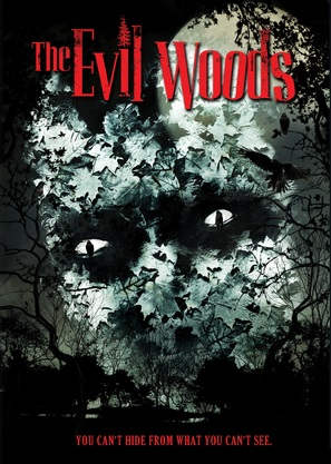 The Evil Woods - DVD cover (thumbnail)