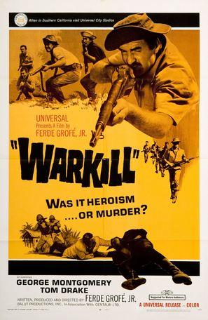 Warkill - Movie Poster (thumbnail)