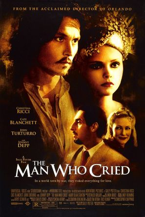 The Man Who Cried - Movie Poster (thumbnail)
