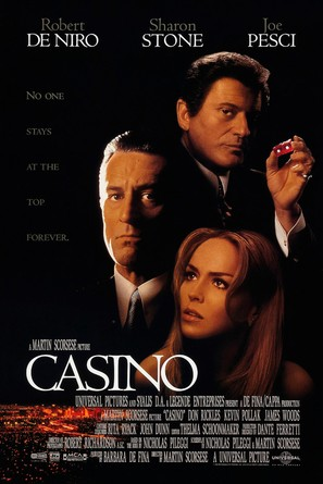 Casino - Movie Poster (thumbnail)