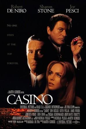 Casino - Movie Poster (thumbnail)