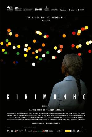 Girimunho - Brazilian Movie Poster (thumbnail)