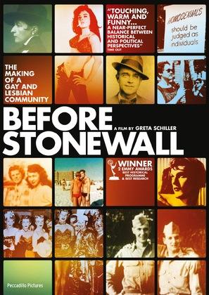 Before Stonewall - British Movie Cover (thumbnail)