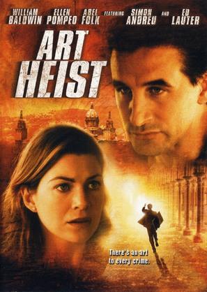 Art Heist - DVD cover (thumbnail)