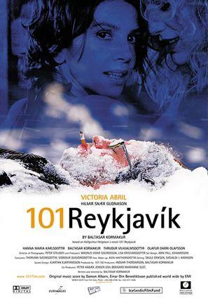 101 Reykjavík - Icelandic Movie Poster (thumbnail)