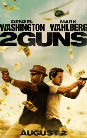 2 Guns - Movie Poster (thumbnail)