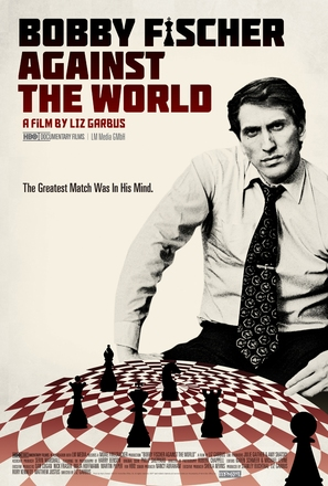 Bobby Fischer Against the World - Canadian Movie Poster (thumbnail)
