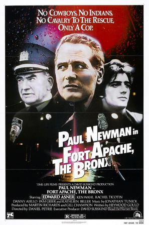 Fort Apache the Bronx - Movie Poster (thumbnail)