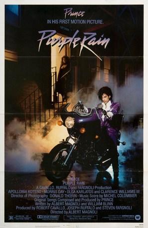 Purple Rain - Movie Poster (thumbnail)