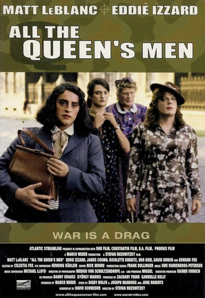 All the Queen's Men - Movie Poster (thumbnail)