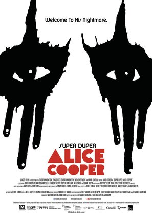 Super Duper Alice Cooper - Canadian Movie Poster (thumbnail)