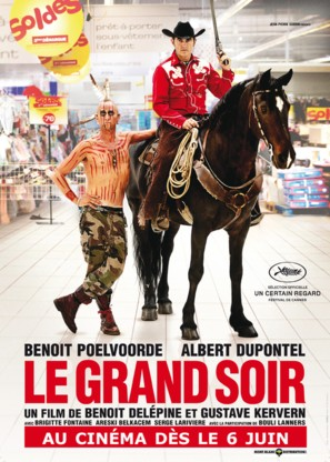 Le grand soir - French Movie Poster (thumbnail)