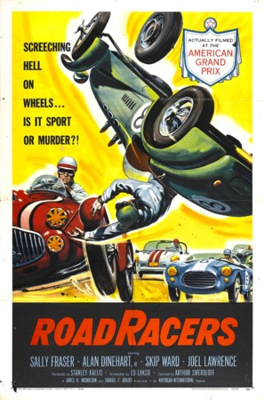 Roadracers - Movie Poster (thumbnail)